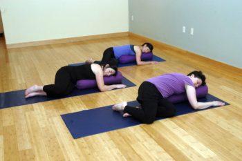 Yoga in Bend, Oregon: Parsva Pavana Muktasana