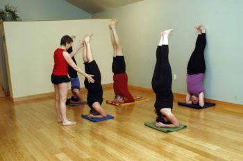 Yoga in Bend, Oregon: Iyengar Certified Yoga Teachers
