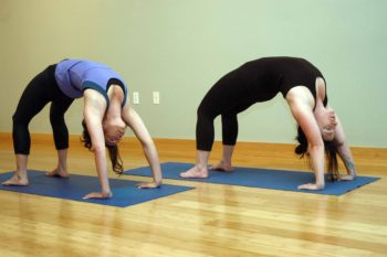 Yoga in Bend, Oregon: Urdhva Dhanurasana