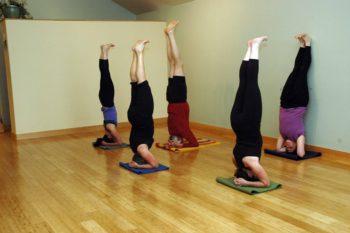 Yoga in Bend, Oregon: Sirsana