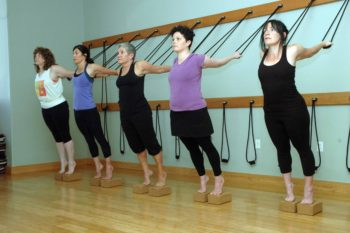 Yoga in Bend, Oregon: Iyengar Yoga Rope I